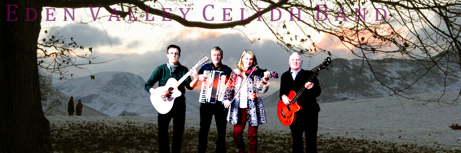 Includes three key members from the successful Eden Ceilidh Band.