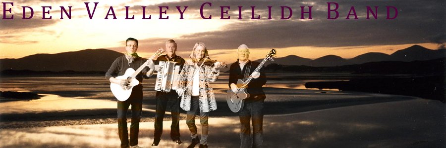 New band. New look. Exciting times for Ceilidh music in Cumbria.